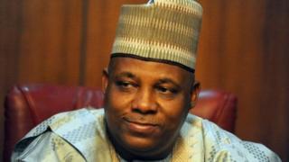 Gwamnan jihar Borno Kasheem Shettima