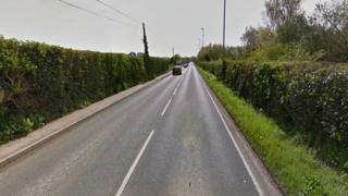 Portsmouth Road in Bursledon