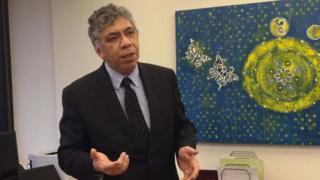 Otaviano Canuto, direto-executivo do Banco Mundial
