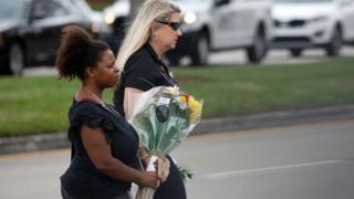 Во Флориде проходят похороны 17 погибших