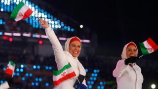 ایراني ورزشکاران
