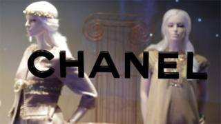 Chanel window