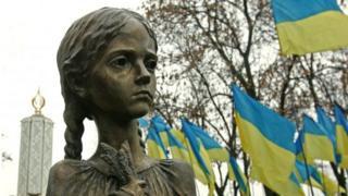 Памятник жертвам Голодоморов