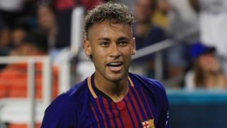 Neymar asema alihitaji changamoto mpya