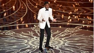 Oscars host, Chris Rock