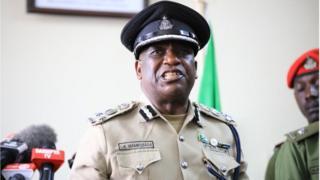 kamanda wa polisi kanda maalum ya mji wa Dar Lazaro Mambossasa