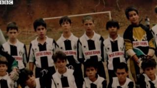Роналду в сборной региона Vадейра