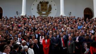 Venezuela constituent assembly