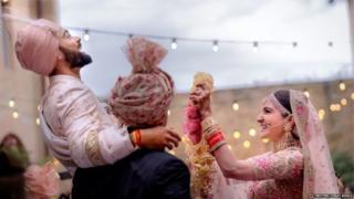 Virat Anushka marriage