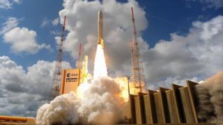 ESA uydu fırlatıyor