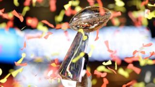 The Vince Lombardi Trophy
