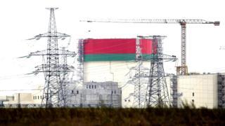 Білоруська АЕС