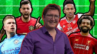 Fantasy football: Maths and patience 'are how to win' thumbnail