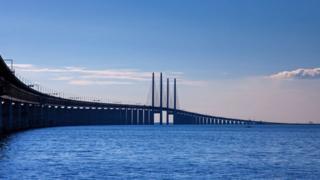 Puente de Oresund.