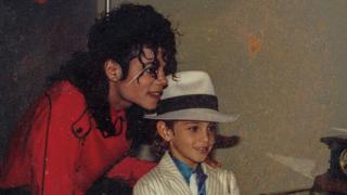 Michael Jackson ve James Safechuck