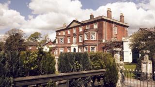Cransley School Cheshire. School has been closed over coronavirus symptom fears