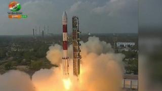 إطلاق الصاروخ الهندي