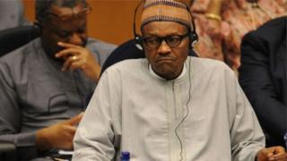 Ààrẹ Buhari