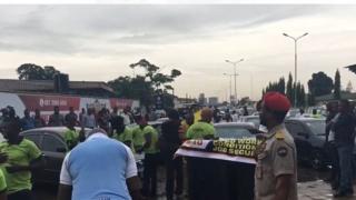 Lagos Airport: Ngaghariwe ndị ọrụ ọdọụgbọelu Legọs