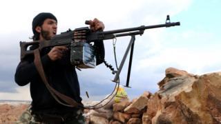 シリア和平協議は参加者の選定を巡って膠着していた