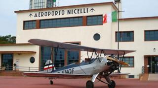 Аеропорт Джованні Нічеллі
