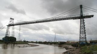 Newport Transporter Bridge