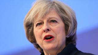 Theresa May promises mental health care overhaul