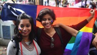 LGBTQ activists