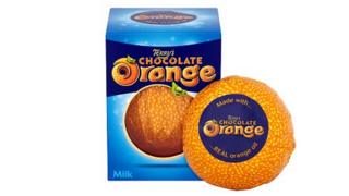 Chocolate orange