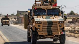 Türkiyə hərbi maşını