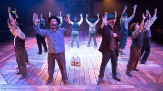 Paint Your Wagon at Liverpool Everyman