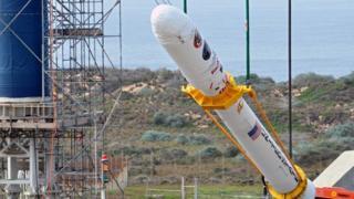 El cohete Taurus XL