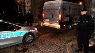 Полиция в Кракове