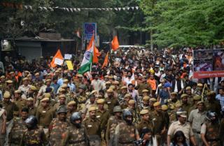 दिल्ली विश्वविद्यालय, छात्र विरोध