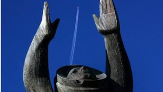 Гагарин споменик