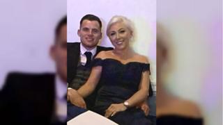 Jordan Sinnott and fiancée Kelly Bossons