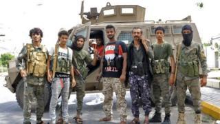 الإمارات دربت قوات المجلس الانتقالي الجنوبي وتدعمها