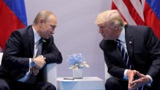 Hai nhà lãnh đạo dự kiến sẽ thảo luận về mối quan hệ Nga-Mỹ và các vấn đề an ninh quốc gia vào thứ Hai, 16/7