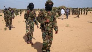 Mu 2008, Leta ya Amerika yashize al-Shabaab ku rutonde rw'imirwi y'iterabwoba.