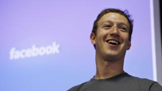 Facebook CEO Mark Zuckerberg speaks during a news conference at Facebook headquarters in Palo Alto, California
