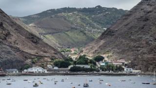 St Helena adası