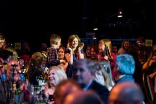 FilmG awards night