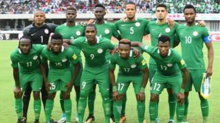Nigeria Super Eagle