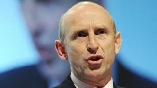 John Healey, Labour MP