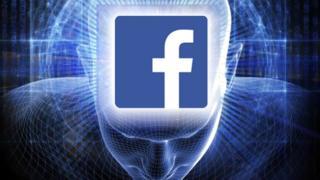 Facebook AI graphic