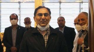 سیروس عسگری، شهروند ایرانی