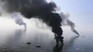 Clear up from 2010 Deepwater Horizon spill