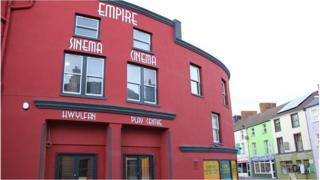 Empire Cinema, Holyhead