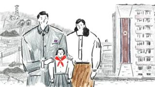 उत्तर कोरिया का परिवार