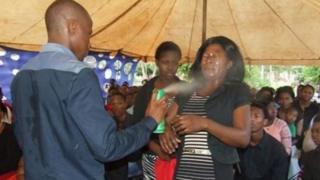 Umuti w'imibu wakoreshwa muguhuha abayoboke